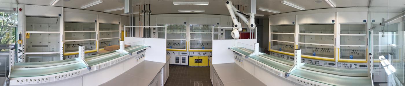 Caspar & Co. LABORA – Laboreinrichtungen Medizintechnik